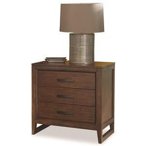 Cresent Fine Furniture Mercer Nightstand
