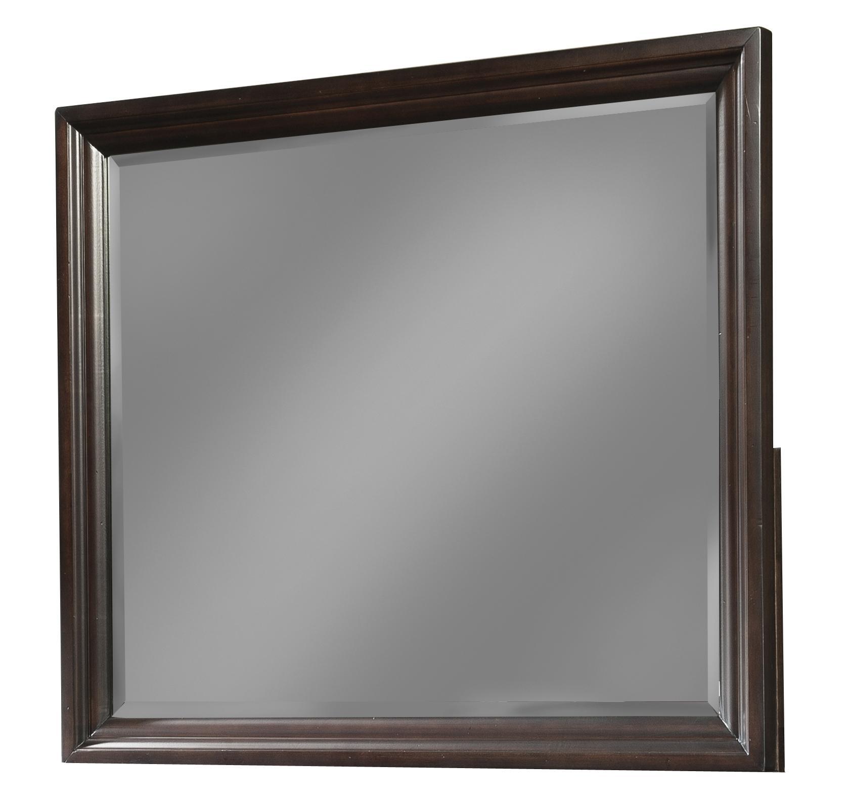 Cresent Fine Furniture Newport Mirror - Item Number: 1802