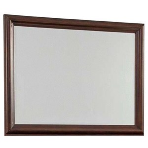 Cresent Fine Furniture Provence Mirror