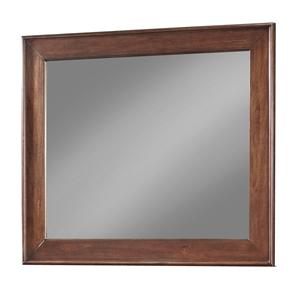 Cresent Fine Furniture Retreat Cherry Mirror