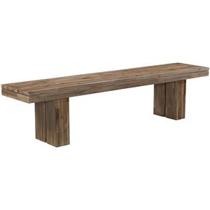 Cresent Fine Furniture Waverly Dining Bench