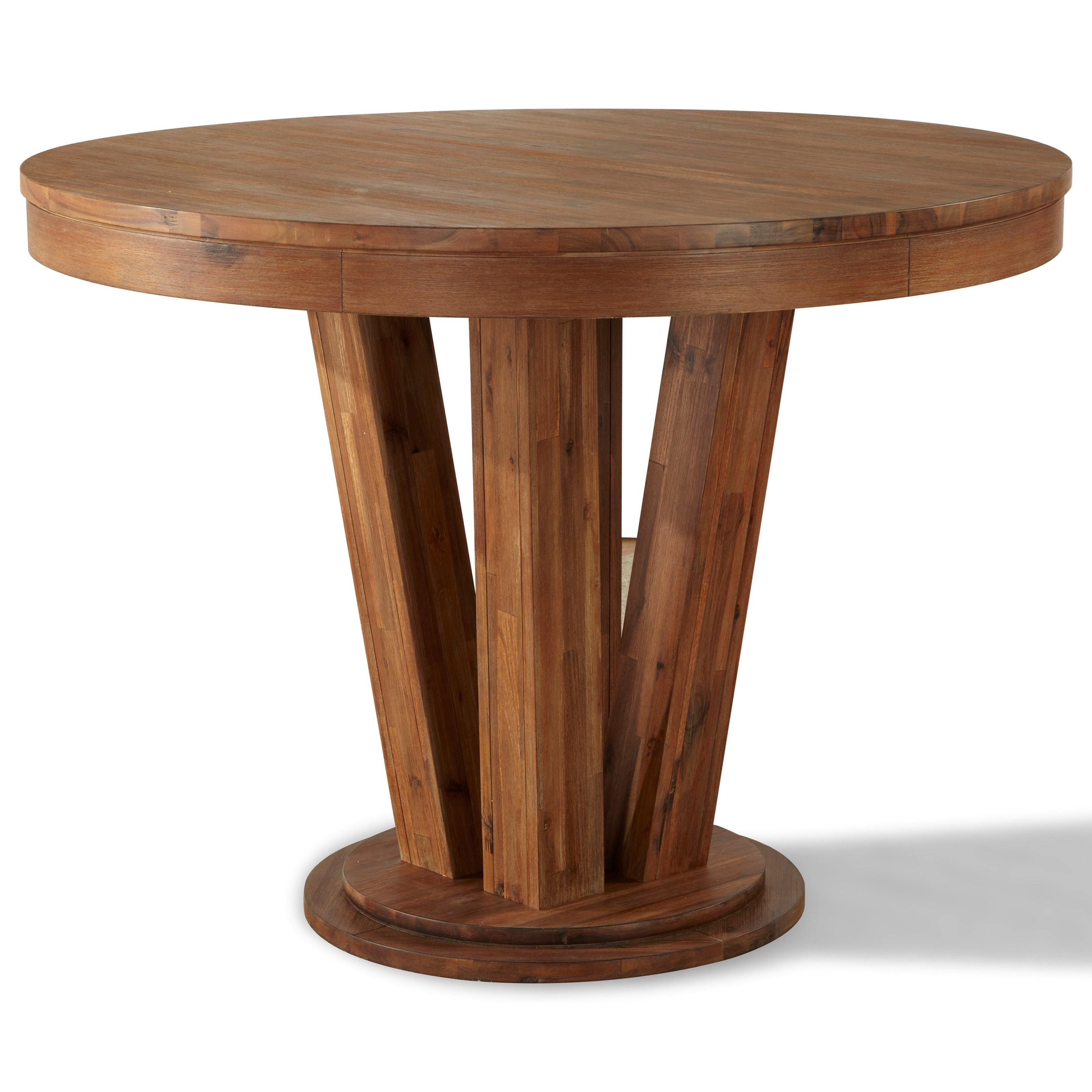 Cresent Fine Furniture Waverly Gathering Table - Item Number: 5561+P