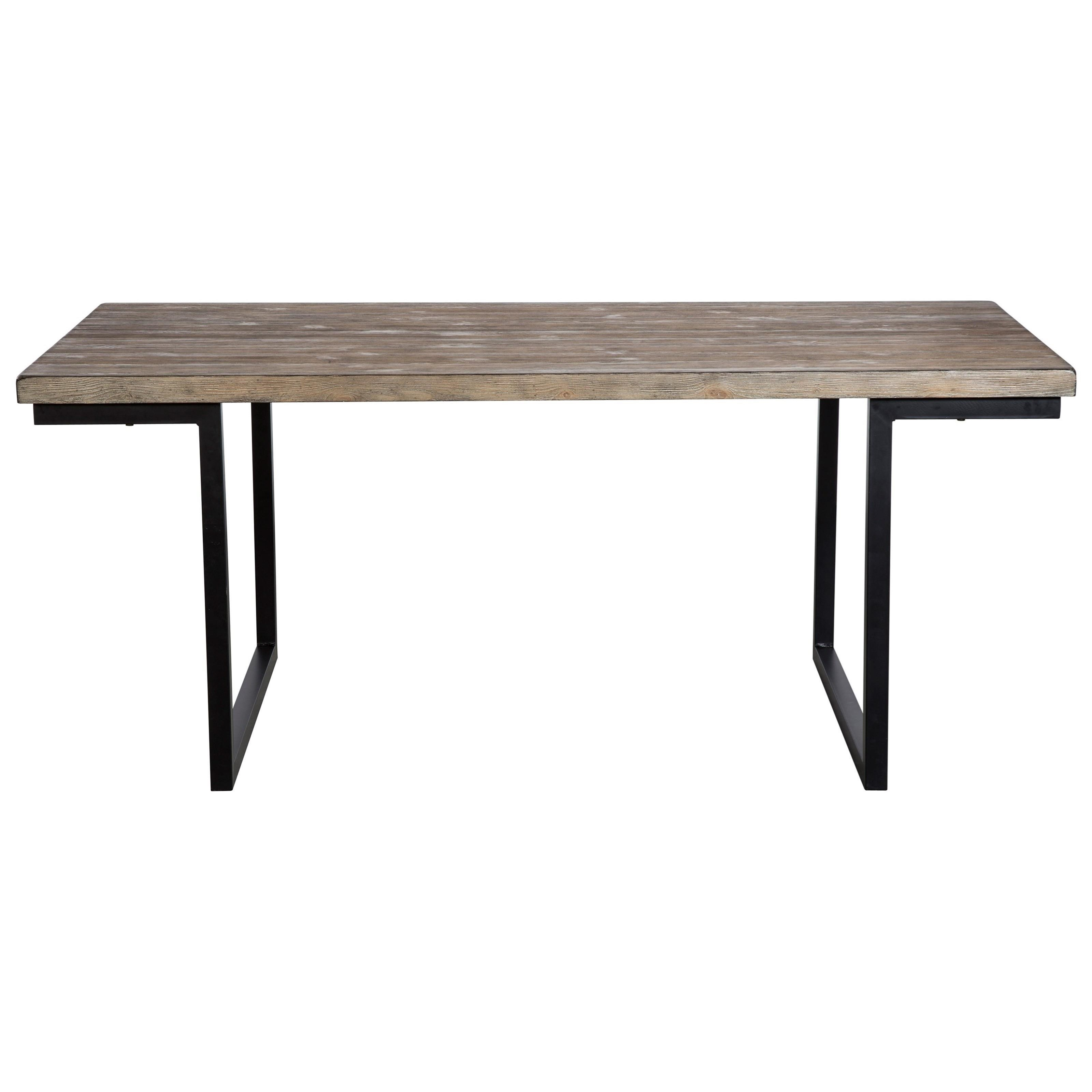 Cresent Fine Furniture West End Solid Spruce Table With