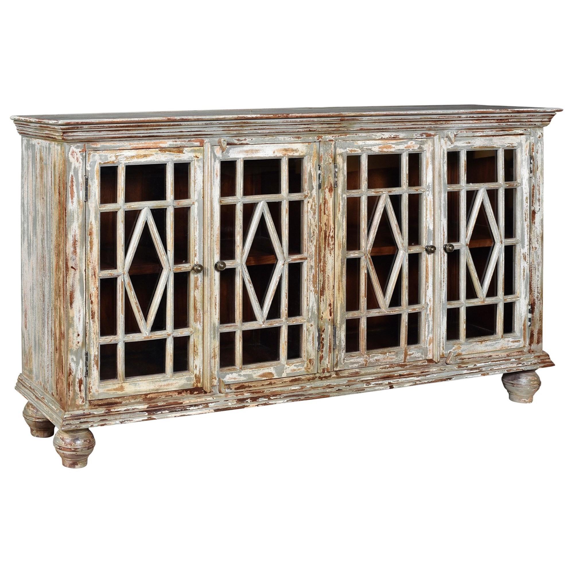 Bengal Manor Mango Wood Sideboard