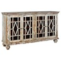 Crestview Collection Accent Furniture Bengal Manor Mango Wood Sideboard - Item Number: CVFNR417