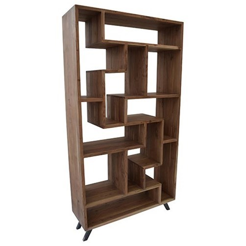 Acacia Wood Multi Level Etagere