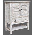 Crestview Collection Accent Furniture Mango Wood Accent Chest - Item Number: CVFNR486