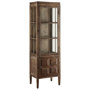 Crestview Collection Accent Furniture Grand Junction Tall Cabinet