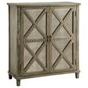 Crestview Collection Accent Furniture Prairie View 2 Door Cabinet - Item Number: CVFZR1071