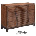 Crestview Collection Accent Furniture Bradley 4 Drawer Raised Panel Chest in Chest - Item Number: CVFZR2128