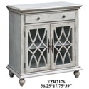 Crestview Collection Accent Furniture Paxton Cabinet - Item Number: CVFZR2176