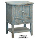 Crestview Collection Accent Furniture Dawson Creek Accent Chest - Item Number: CVFZR2237