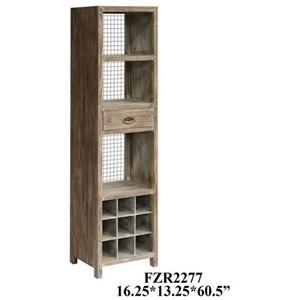 Desoto Wine Cabinet