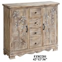 Crestview Collection Accent Furniture Willow Creek Cabinet - Item Number: CVFZR2281