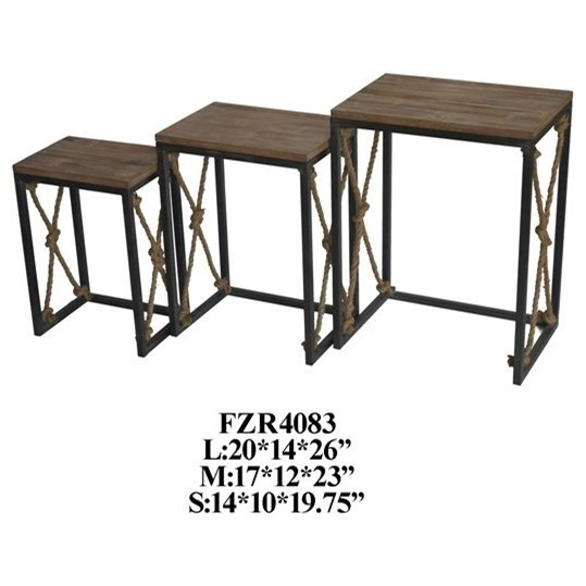 Nested Accent Table