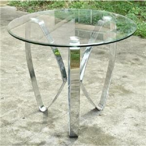 Crestview Collection Accents Hollywood End Table