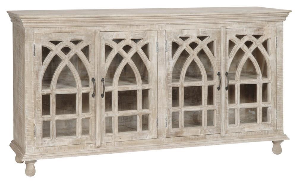 Cathedral Design Sideboard