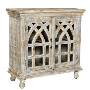 Crestview Collection Bengal Manor Two Door Cabinet
