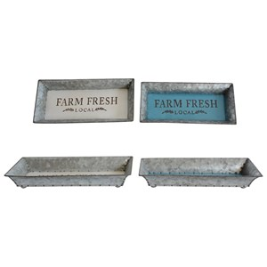 Nesting Farm Trays
