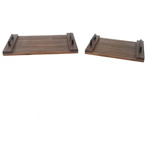 Rustic Nested Trays