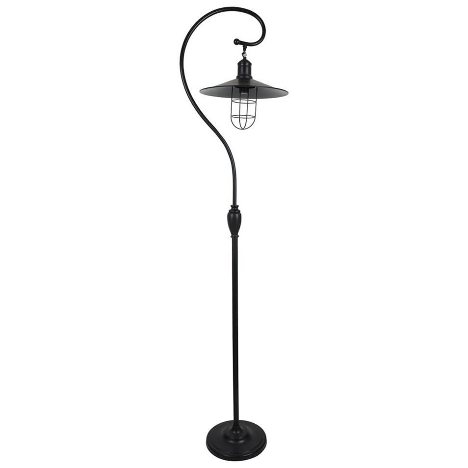Crestview Collection Lighting Harbor Side Floor Lamp - Item Number: CVAER677