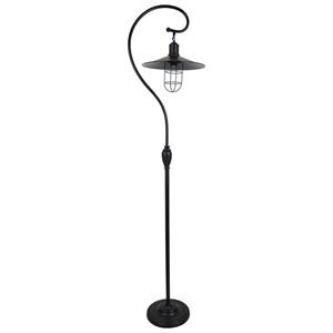 Crestview Collection Lighting Harbor Side Floor Lamp