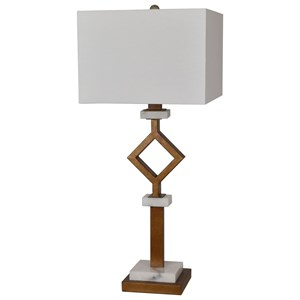 Crestview Collection Lighting Marseilles Table Lamp