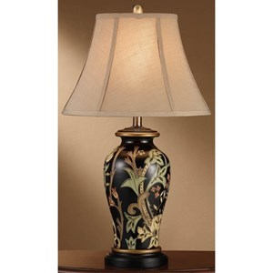 Crestview Collection Lighting Windham Table Lamp