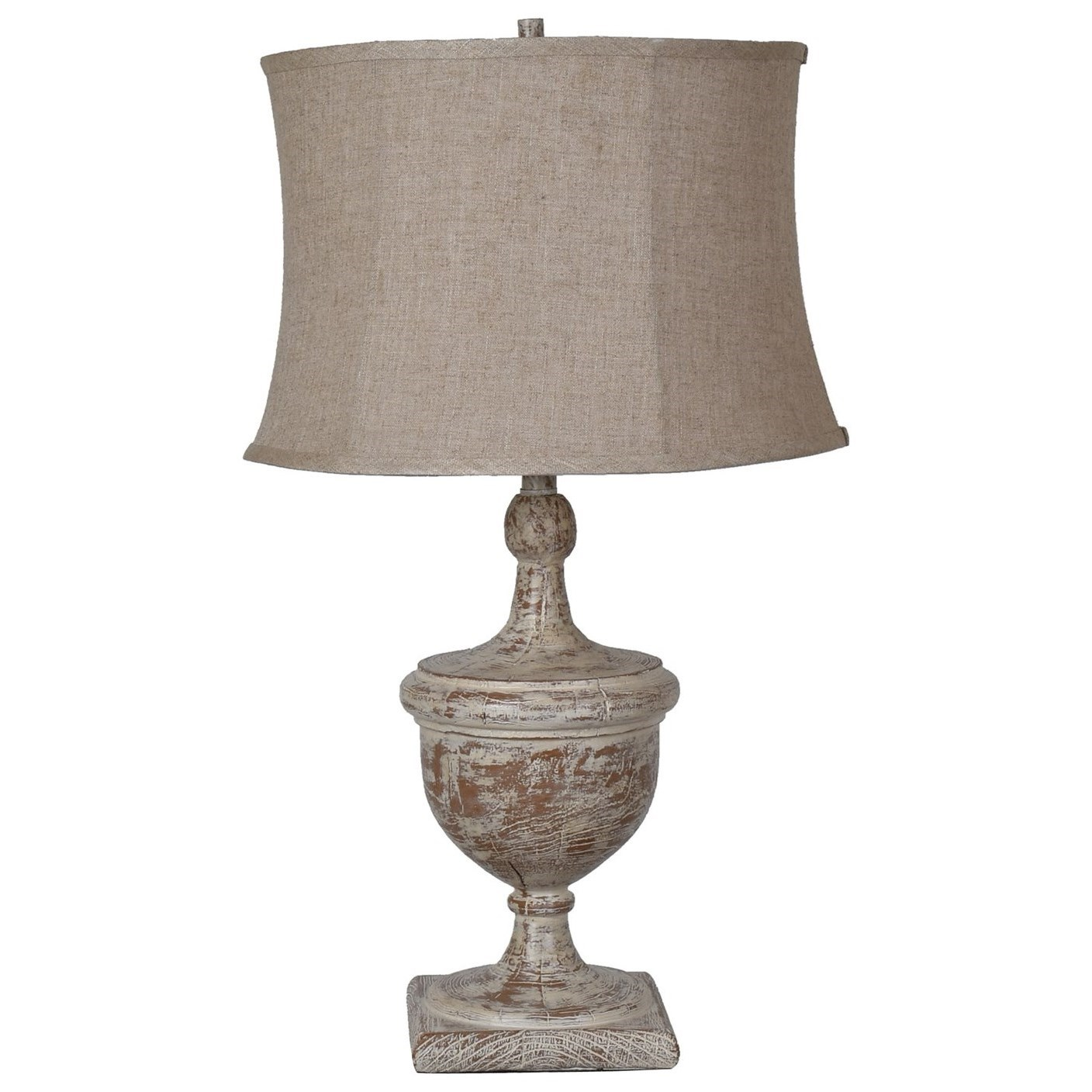 Crestview Collection Lighting Dumont Table Lamp  - Item Number: CVAVP645