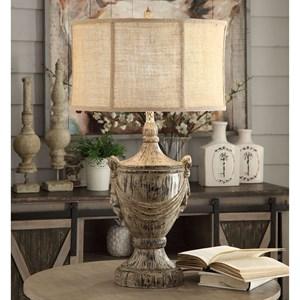 Jameson Table Lamp I