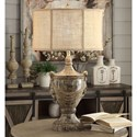 Crestview Collection Lighting Jameson Table Lamp I - Item Number: CVAVP974A