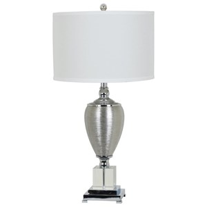 Crestview Collection Lighting Genie Table Lamp