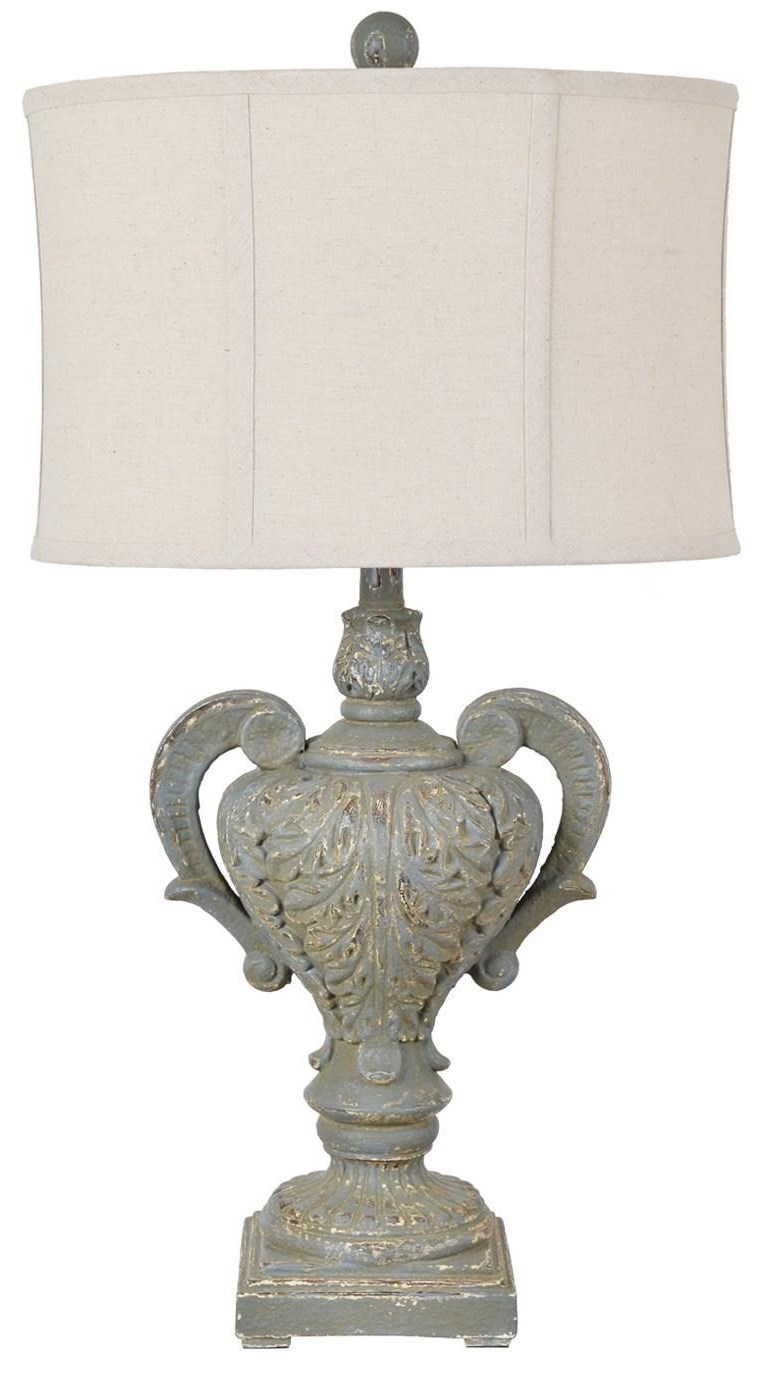 Calico Table Lamp