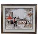 Crestview Collection Prints and Paintings New York Romance - Item Number: CVA3243