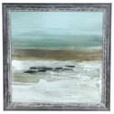 Crestview Collection Prints and Paintings Beach Horizon - Item Number: CVA3246