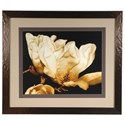 Crestview Collection Prints and Paintings Buttercream Magnolia  2 - Item Number: CVA3275