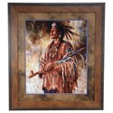 Crestview Collection Prints and Paintings Nobility Of Mind - Item Number: CVA3280