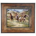 Crestview Collection Prints and Paintings Warriors - Item Number: CVA3281