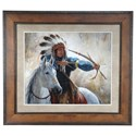 Crestview Collection Prints and Paintings Guardian - Item Number: CVA3282