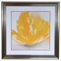 Crestview Collection Prints and Paintings Orange Sherbert 2 - Item Number: CVA3288