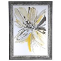 Crestview Collection Prints and Paintings Sunny Bloom - Item Number: CVA3354