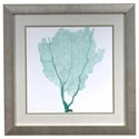 Crestview Collection Prints and Paintings Sea Fan 1 - Item Number: CVA3366