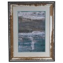 Crestview Collection Prints and Paintings Sea Wall 2 - Item Number: CVA3397