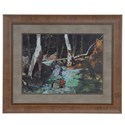 Crestview Collection Prints and Paintings Fishing Retreat 2 - Item Number: CVA3552