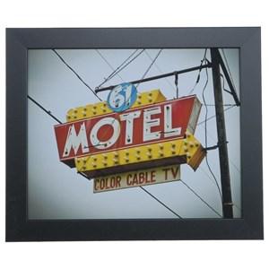 Vintage Motel 6