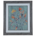 Crestview Collection Prints and Paintings Wildflower 1 - Item Number: CVA3629