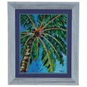 Crestview Collection Prints and Paintings Under The Palm 1 - Item Number: CVA3662