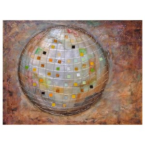 Crestview Collection Prints and Paintings Orbit
