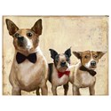 Crestview Collection Prints and Paintings Three Amigos - Item Number: CVTOP2159