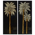 Crestview Collection Prints and Paintings Palm Delight - Item Number: CVTOP2183